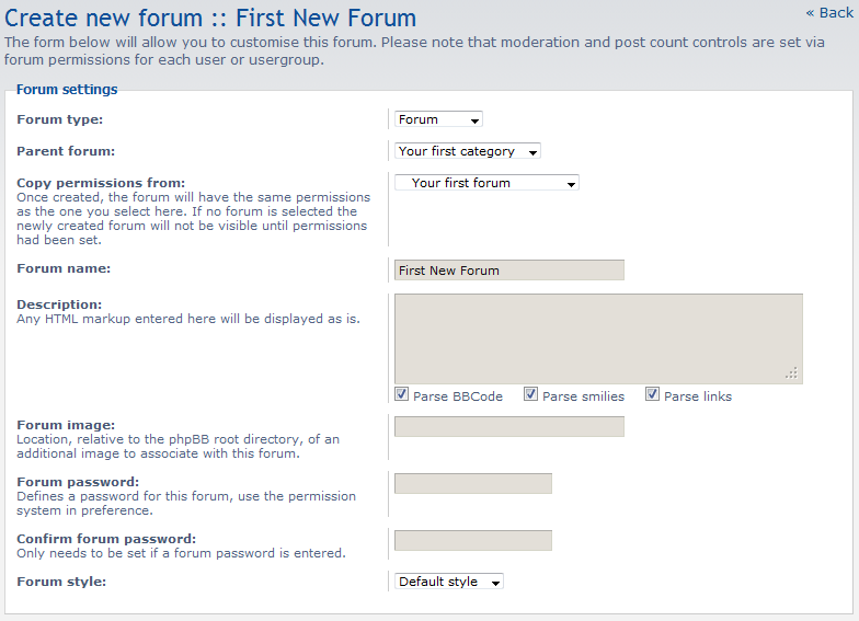 new-forum-settings