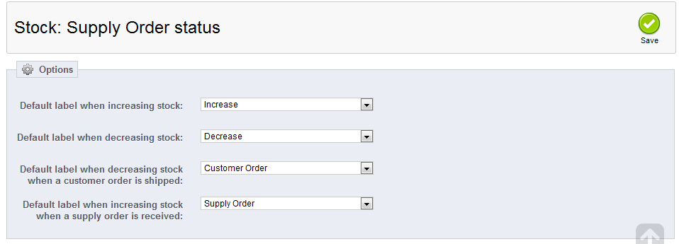 supply-order-status-settings